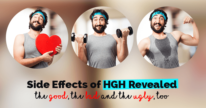 Human Growth Hormone Injections Side Effects for Men